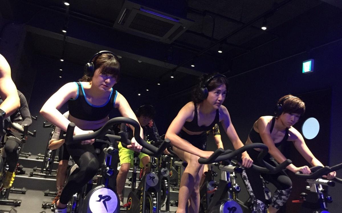 トキノ サイクリングフィットネス