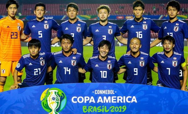 日本代表イメージ